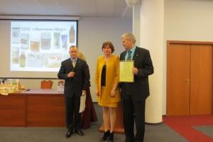 Генеральный директор компании Фитолон Мед  Зорькина А.А. поздравляет Клуб МИРСПА с 10-ти летним юбилеем