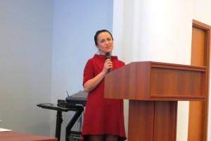 Научный консультант компании  Парафарм  Прокопец М.А. поздравляет Клуб МИРСПА с 10-ти летним юбилеем
