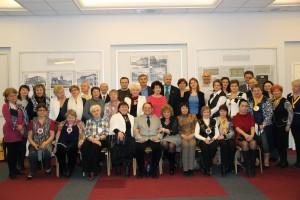 Участники Конференции: Администрация Клуба МИРСПА, Лидеры компании и разработчики продукции для компании