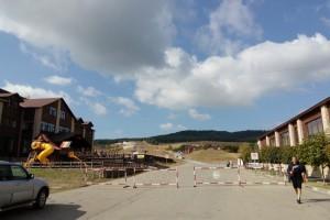 Общий вид курорта в Хвалынске