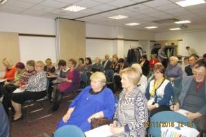 Участники Ноябрьской Конференции в Казанском зале гостиницы