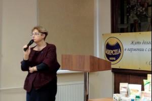 Алёхина Г.Г. рассказывает о роли драже в здоровье желудочно-кишечного тракта