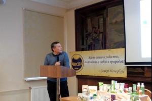 Расстригин А.В. говорит о роли продукции серии СПА Диета в поддержании здоровья
