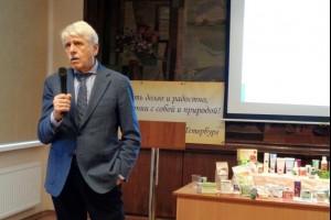 Тец В.В. - доктор мед.наук, профессор, академик РАЕН рассказывает о новом продукте Клуба - Мультициде