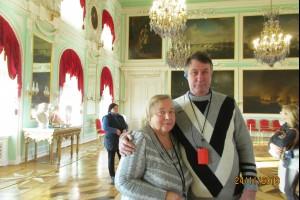 Гости из Ярославля на экскурсии