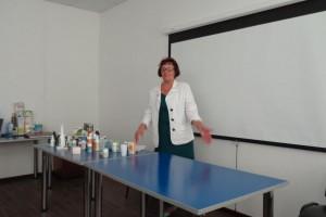 Презентацию на Конференции проводит Пилюгина Н.И.