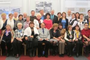 Участники Апрельской Конференции 2015 года в СПб, посвященной десятилетию компании