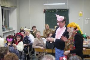 Встреча Нового 2007 года
