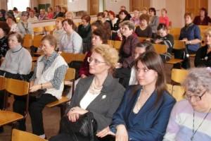На Апрельской Конференции в СПб, 2007 год