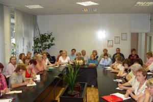 На Семинаре Успеха в Ярославле, 2007 год