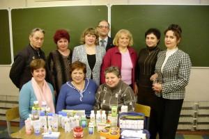Участники Семинара Успеха в Североморске, 2007 год