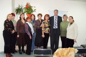 Участники Семинара Успеха в Калининграде, 2007 год