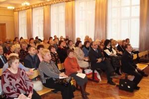 На Январской Конференции в СПб, 2009 год