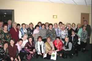 Участнки Ноябрьской Конференции в СПб, 2008 год