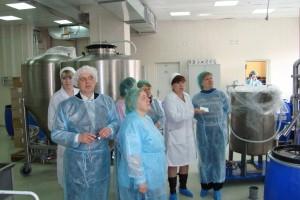 Экскурсия на производство в компанию ХБО при РАН