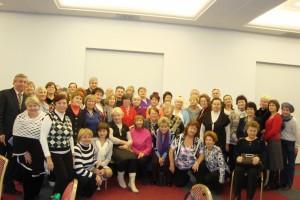 Участники Ноябрьской Конференции в СПб, 2010 год