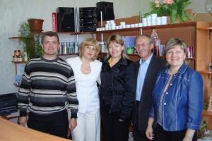 Лидеры в г. Белгород, 2010 год