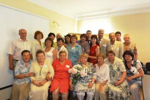 Участники Лидерского Семинара в СПб, 2011 год