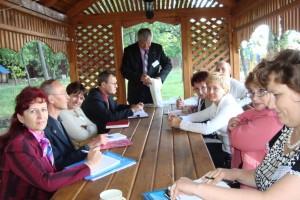 Первый Лидерский Семинар, г. Кривой Рог, 2010 год