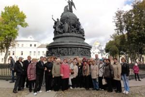 Экскурсия в Великий Новгород, 2011 год