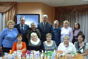 Участники Семинара Успеха в Североморске, 2011 год