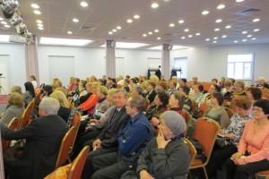 На Апрельской Конференции в СПб, 2013 год