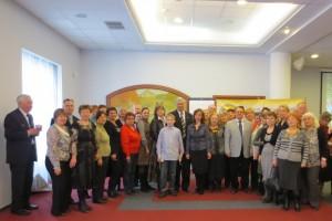 Участники Апрельской Конференции в СПб, 2013 год