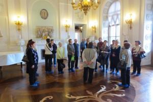 Экскурсия в Гатчину, в Павловском Дворце, 2013 год