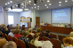Выступление проф. Беспалова В.Г. на Апрельской Конференции, 2013 год