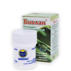 Биолан  в таблетках