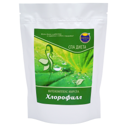 СПА Диета.  Хлорофилл - напиток