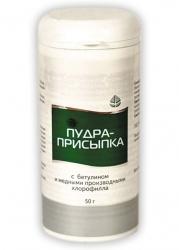 Пудра-присыпка с бетулином и фитолоном