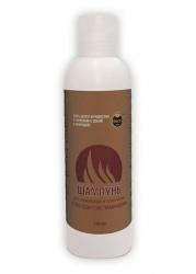 Шампунь для нормальных и сухих волос с гуминовым комплексом