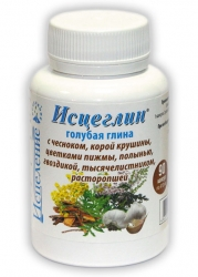 Исцеглин - противопаразитарный (чеснок, …)