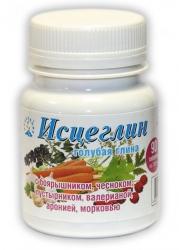 Исцеглин - здоровые сосуды (боярышник,…)